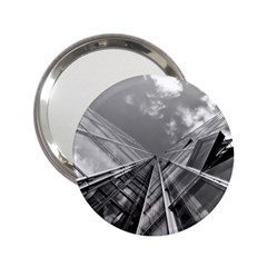 Architecture Skyscraper 2 25  Handbag Mirrors