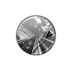 Architecture Skyscraper Hat Clip Ball Marker (10 Pack)