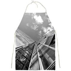 Architecture Skyscraper Full Print Aprons