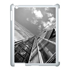 Architecture Skyscraper Apple Ipad 3/4 Case (white) by BangZart