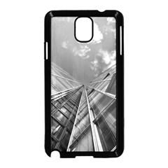 Architecture Skyscraper Samsung Galaxy Note 3 Neo Hardshell Case (black)