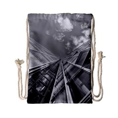 Architecture Skyscraper Drawstring Bag (small)