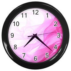 Material Ink Artistic Conception Wall Clocks (black)