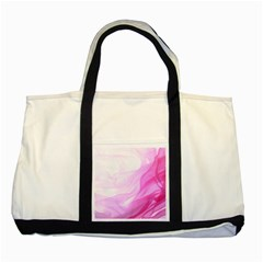 Material Ink Artistic Conception Two Tone Tote Bag