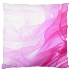 Material Ink Artistic Conception Standard Flano Cushion Case (one Side) by BangZart