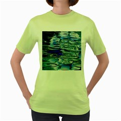 Graphics Wallpaper Desktop Assembly Women s Green T Shirt