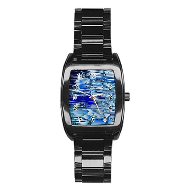 Graphics Wallpaper Desktop Assembly Stainless Steel Barrel Watch
