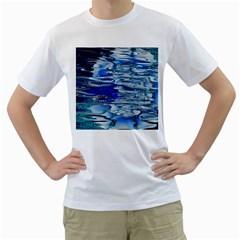 Graphics Wallpaper Desktop Assembly Men s T Shirt (white)