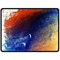 Colorful Pattern Color Course Fleece Blanket (large)  by BangZart
