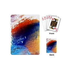 Colorful Pattern Color Course Playing Cards (mini)
