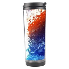 Colorful Pattern Color Course Travel Tumbler by BangZart
