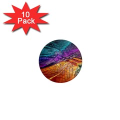 Graphics Imagination The Background 1  Mini Magnet (10 Pack)