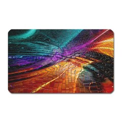 Graphics Imagination The Background Magnet (rectangular)