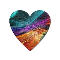 Graphics Imagination The Background Heart Magnet