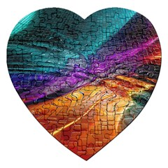 Graphics Imagination The Background Jigsaw Puzzle (heart)