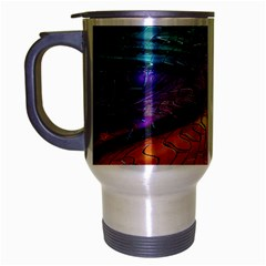 Graphics Imagination The Background Travel Mug (silver Gray)