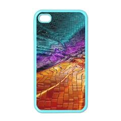 Graphics Imagination The Background Apple Iphone 4 Case (color)