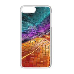 Graphics Imagination The Background Apple Iphone 7 Plus Seamless Case (white) by BangZart