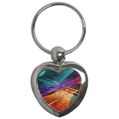 Graphics Imagination The Background Key Chains (heart)