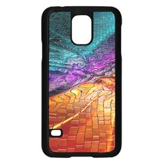 Graphics Imagination The Background Samsung Galaxy S5 Case (black)