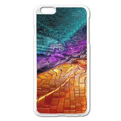 Graphics Imagination The Background Apple Iphone 6 Plus/6s Plus Enamel White Case