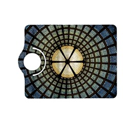 Stained Glass Colorful Glass Kindle Fire Hd (2013) Flip 360 Case by BangZart