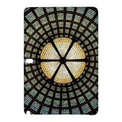 Stained Glass Colorful Glass Samsung Galaxy Tab Pro 12 2 Hardshell Case