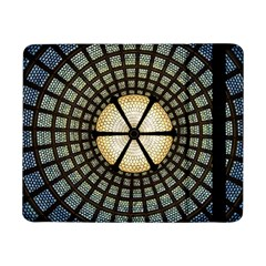 Stained Glass Colorful Glass Samsung Galaxy Tab Pro 8 4  Flip Case