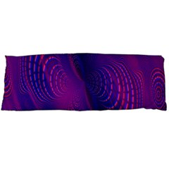 Abstract Fantastic Fractal Gradient Body Pillow Case Dakimakura (two Sides)