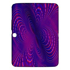 Abstract Fantastic Fractal Gradient Samsung Galaxy Tab 3 (10 1 ) P5200 Hardshell Case  by BangZart