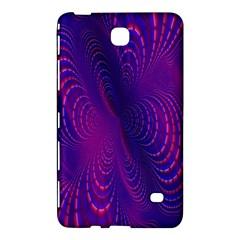 Abstract Fantastic Fractal Gradient Samsung Galaxy Tab 4 (7 ) Hardshell Case