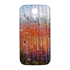Glass Colorful Abstract Background Samsung Galaxy S4 I9500/i9505  Hardshell Back Case