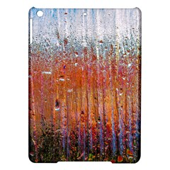 Glass Colorful Abstract Background Ipad Air Hardshell Cases