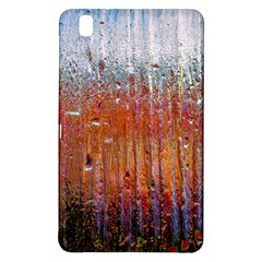 Glass Colorful Abstract Background Samsung Galaxy Tab Pro 8 4 Hardshell Case