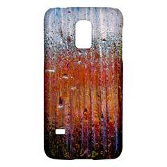 Glass Colorful Abstract Background Galaxy S5 Mini