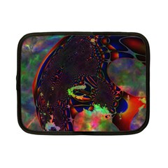 The Fourth Dimension Fractal Netbook Case (small)