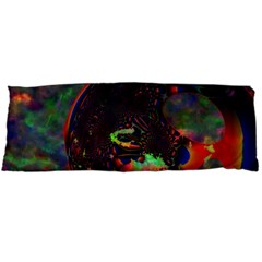 The Fourth Dimension Fractal Body Pillow Case (dakimakura)