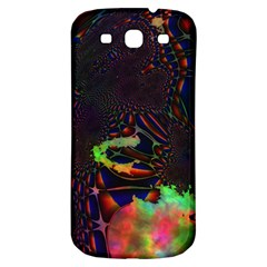 The Fourth Dimension Fractal Samsung Galaxy S3 S Iii Classic Hardshell Back Case