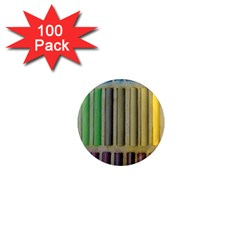 Pastels Cretaceous About Color 1  Mini Magnets (100 Pack)
