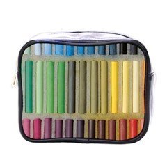 Pastels Cretaceous About Color Mini Toiletries Bags