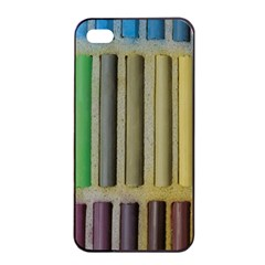 Pastels Cretaceous About Color Apple Iphone 4/4s Seamless Case (black)