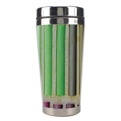 Pastels Cretaceous About Color Stainless Steel Travel Tumblers by BangZart