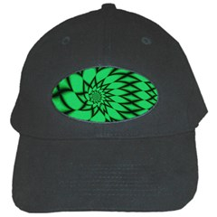 The Fourth Dimension Fractal Black Cap