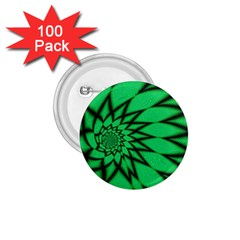 The Fourth Dimension Fractal 1 75  Buttons (100 Pack)