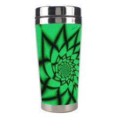 The Fourth Dimension Fractal Stainless Steel Travel Tumblers