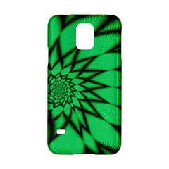 The Fourth Dimension Fractal Samsung Galaxy S5 Hardshell Case