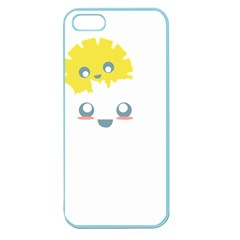 Cloud Cloudlet Sun Sky Milota Apple Seamless Iphone 5 Case (color)