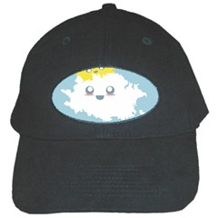 Cloud Cloudlet Sun Sky Milota Black Cap by BangZart