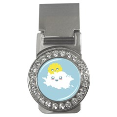 Cloud Cloudlet Sun Sky Milota Money Clips (cz)  by BangZart