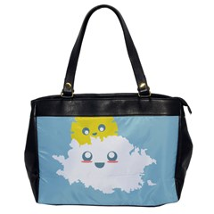 Cloud Cloudlet Sun Sky Milota Office Handbags